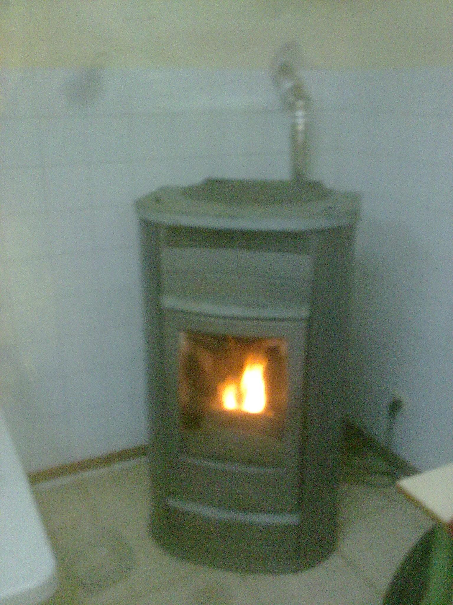 Biomasa gamon innovacion - Estufas de bioetanol calientan ...